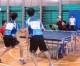 〈学生中央体育大会〉卓球・男女ともに熱戦、中級部は東大阪が活躍