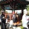 千葉・高津山観音寺で関東大震災89周年慰霊祭