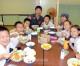 東京朝鮮第9初級学校「サランの会」特別授業&給食