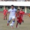 東京第1サッカー部、祖国での初「公式戦」