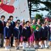 新潟初中で第15回ミレフェスティバル、1,100人で賑わう【写真特集】