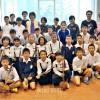 金剛山歌劇団メンバーらが千葉初中で練習指導