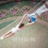朝英合作映画「キムさんは空を飛ぶ」に注目 / 平壌国際映画祝典で上映