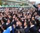 【写真特集】大阪朝高創立60周年記念同胞大祝典、5800余人で賑わう