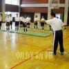 〈教室で〉京都中高 体育・金政浩先生