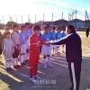愛知中高中級部サッカー部、U-14サッカー選手権地区大会で初優勝