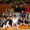 「2012年度大阪府朝鮮人バレーボール協会杯」初級部女子部門、東大阪初級が制す
