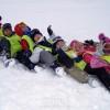 茨城初中高でスキー教室/楽しく技術を習得