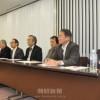 神奈川県補助金求め、市民団体が記者会見