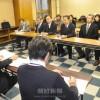 神奈川の朝鮮学校関係者らが補助金支給を要請