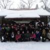 北海道・朱鞠内で2013東アジアの平和のための高校生共同ワークショップ