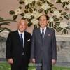 日本の内閣参与一行が訪朝