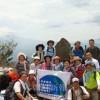 群馬同胞登山協会、三ツ峠山に登頂