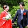 〈ピョンヤン笑顔の瞬間 9〉6月の花嫁