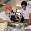 〈特集・在日同胞と食〉本当のオモニみたい/茨城初中高食堂責任者・孔敏淑さん