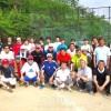 愛知・瀬戸で分会対抗ソフトボール大会