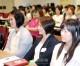第9回オモニ会会長、女性同盟子育て支援事業担当者会議