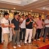 朝大ラグビー部OB会総会と祝賀パーティー開催