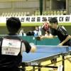 〈学生中央体育大会〉卓球/東大阪中級が3冠達成