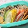 〈だいすき!おべんとう 12〉ピビンバレンジャー風冷やし麺のお弁当