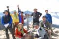 〈第19回在日同胞大登山大会〉19の地域から120人以上が参加、長野・白馬村