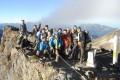 在日本朝鮮人登山協会、健脚組17人が白馬岳登頂