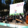 芸術、料理、文化、民族とのふれあい/西東京朝鮮第1初中バザー「ふれあいフェスタ2013」