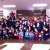 茨城初中高でクリスマス会