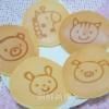 〈だいすき!おべんとう 16〉お絵かきパンケーキ弁当