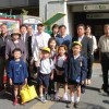 日朝が連携して学校支援/奈良のキムチ販売