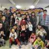朝青と青商会が合同主催/石川でクリスマス会