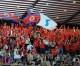 〈世界卓球〉熱気に包まれた同胞応援団