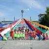 静岡で学校創立50周年記念大運動会