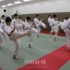 空手道協会主催、アジア選手権に向けて/東西で国家代表選考兼ねた強化稽古