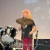 「爆風スランプ」・ファンキー末吉さんトークショー、大阪・玉津東小橋分会が主催