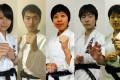 アジア空手道選手権に朝大、朝高の5選手が出場/朝鮮代表として