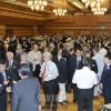 朝鮮会館で建国66周年祝賀宴/日本の著名人、各国大使など500余人が参加