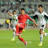 〈仁川アジア大会・男子サッカー〉パキスタンに快勝で決勝トーナメント進出