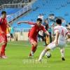 〈仁川アジア大会・男子サッカー〉朝鮮、グループリーグ白星発進