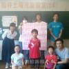 北陸初中で土曜児童教室の開校式/教員、朝青員が一丸となって運営