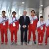 〈仁川アジア大会・空手〉在日同胞5選手が出場、女子個人型で4位