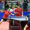 〈仁川アジア大会・卓球〉混合ダブルスで金メダル獲得