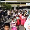 同胞生徒、歌舞団も盛り上げ/東大阪国際交流フェスティバル