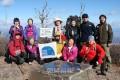 今年最後の登山と送年会/群馬登山協会、稲含山で