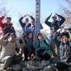 最後の紅葉、絶景を満喫/総聯仙台支部主催の泉ヶ岳登山
