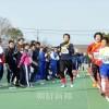 快晴のもと、心地よい汗/第16回東日本同胞・学生 駅伝大会・ロードレース大会