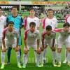サッカー朝鮮男子/アジアカップ、グループリーグ敗退、同胞選手出場