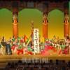 朝鮮舞踊サークルが主催、岡山初中チャリティー公演/800人が感動に包まれ