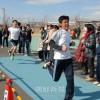 県下の園児、児童、生徒が一堂に/神奈川県で学生長距離走大会
