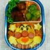 〈お弁当っていいな 2〉アンパンマンオムライス